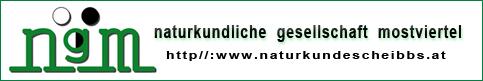 Naturkundliche Gesellschaft Mostviertel
